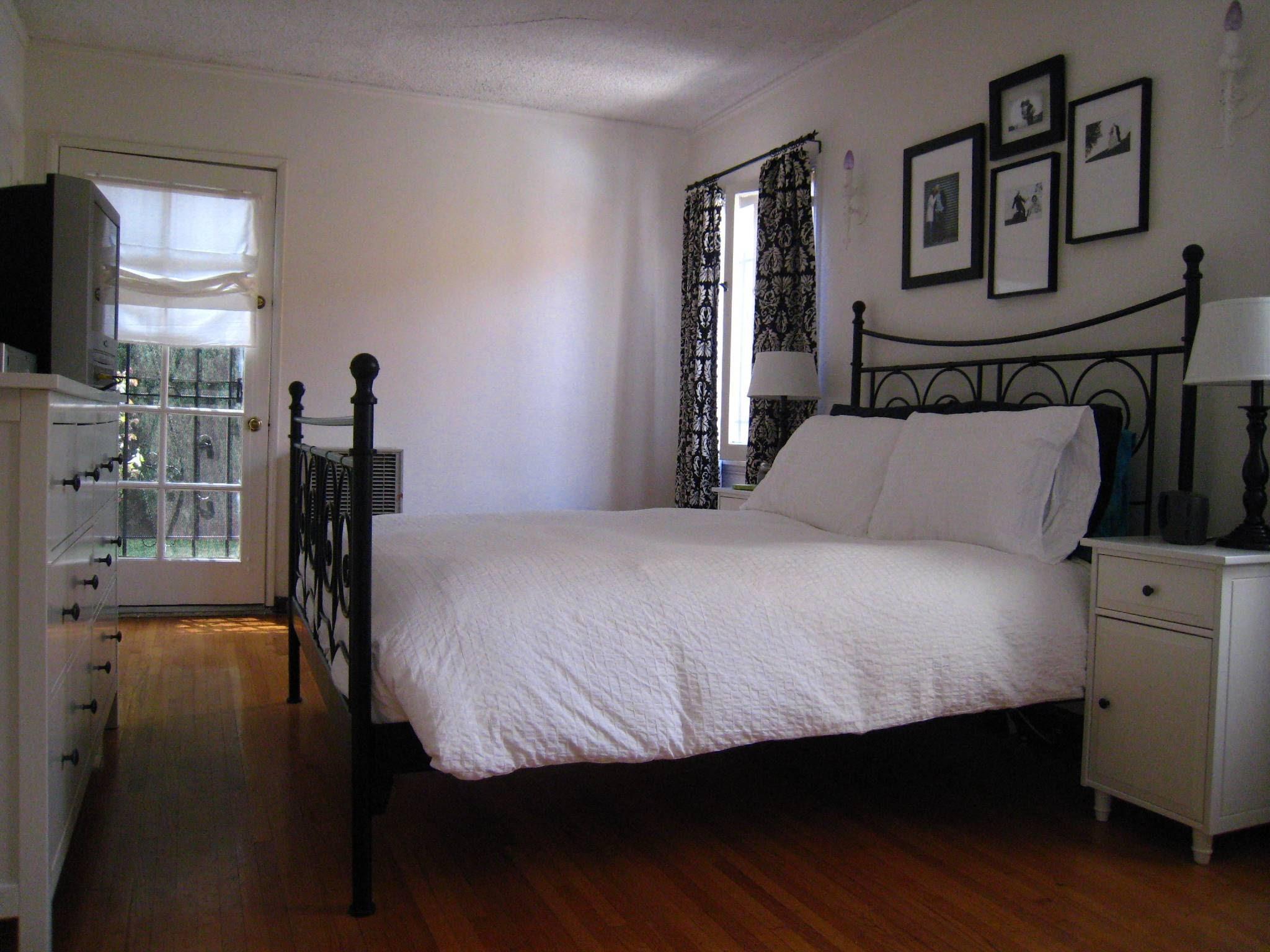 Bedroom Bed Panel