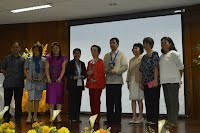 The 40th Founding Anniversary Special Awardees