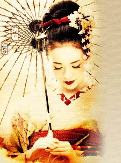 Are role of the geisha