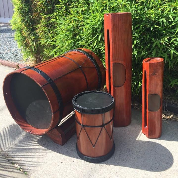 Cook Island Drums For Sale