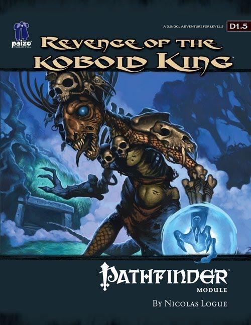 Revenge of the Kobold King - mattspathfinder