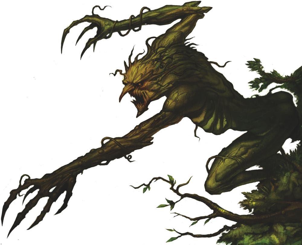 Moss Troll Mattspathfinder
