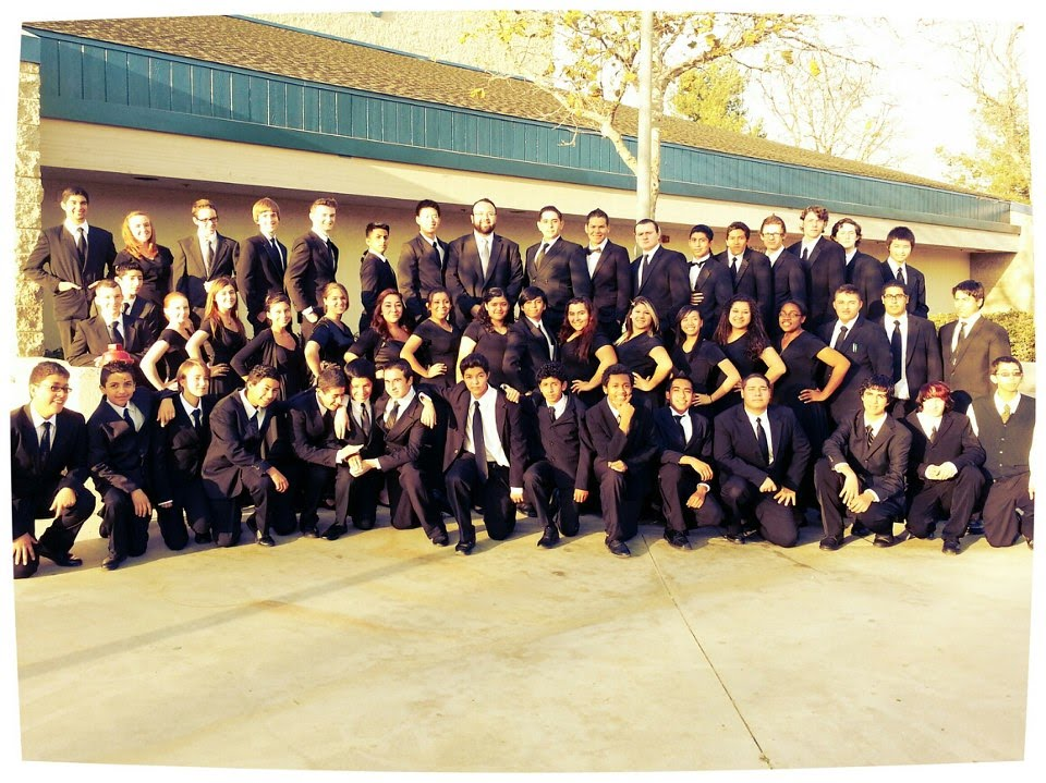 Patriot High School Band and Colorguard
