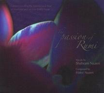 آلبوم اشتیاق رومی The Passion of Rumi