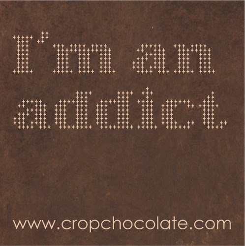 CropChocolate.com - come and hop with us and comment on our blogs, you may just win a little sweet surprise.