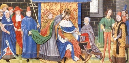 an introduction to the life and history of charlemagne Find out more about the history of charlemagne introduction in his personal life, charlemagne had multiple wives and mistresses and perhaps as many as 18.