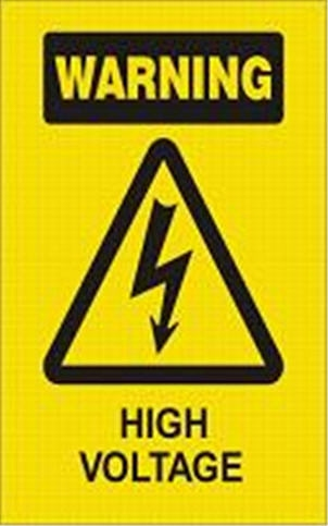 Pdqie Pdq Industrial Electric Caution Danger Warning