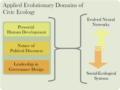 what are the 3 domains of human development