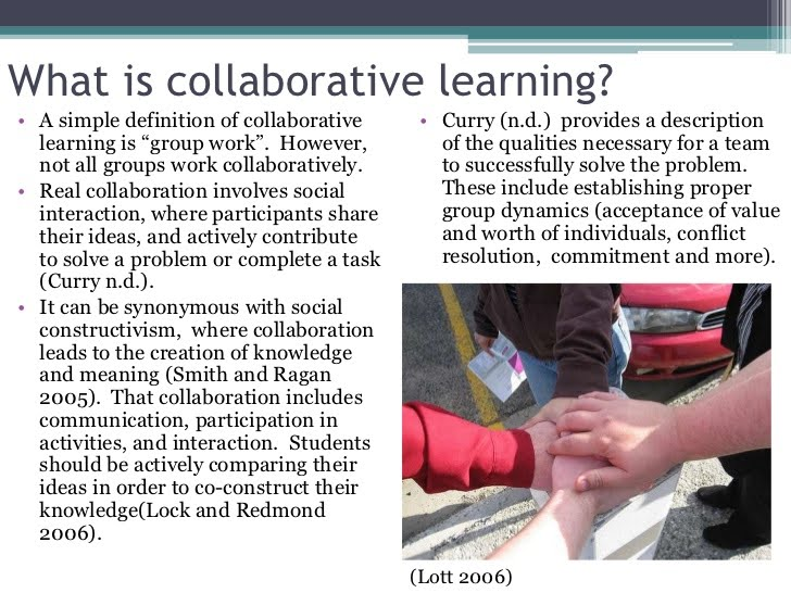 Collaborative Learning Techniques Classroom ~ Collaborative vs cooperative learning