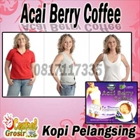 Acai Berry Coffee (Kopi Pelangsing)