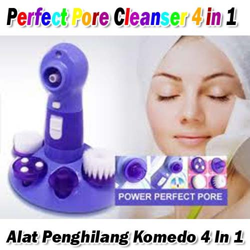 Perfect Pore Cleanser 4 in 1 (Alat Penghilang Komedo 4 In 1)