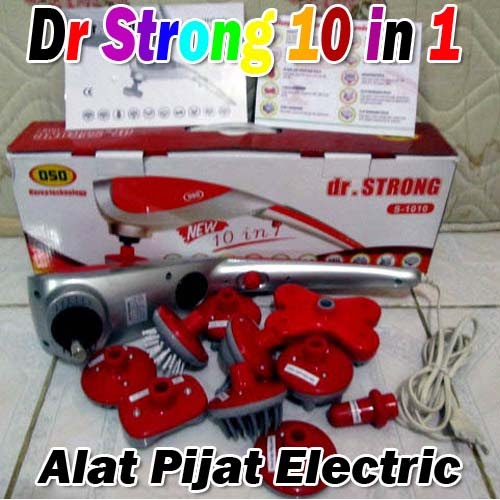 Alat Pijat Electric Dr Strong 10 in 1