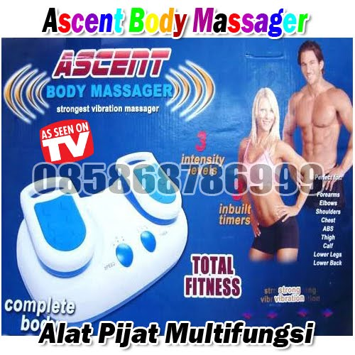 Ascent Body Massager (Alat Pijat Multifungsi)