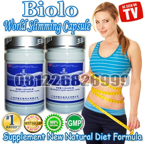 Biolo World Slimming Capsule ( WSC)