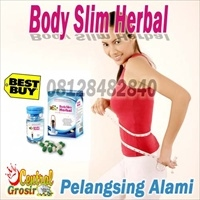 Body Slim Herbal (Pelangsing Tubuh)
