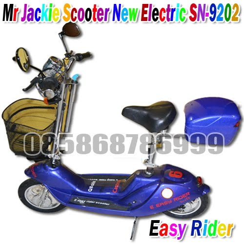 Easy Rider New (Mr Jackie Electric Scooter)