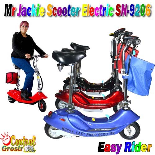Easy Rider (Mr Jackie Electric Scooter)