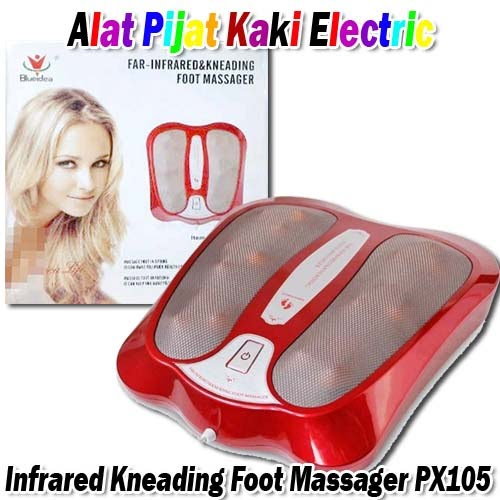 Infrared Kneading Foot Massager PX105 (Alat Pijat Kaki Electric)