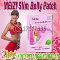 MEIZI Slim Belly Patch KOYO PELANGSING BADAN