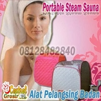 Portable Steam Sauna (Alat Pelangsing Badan)