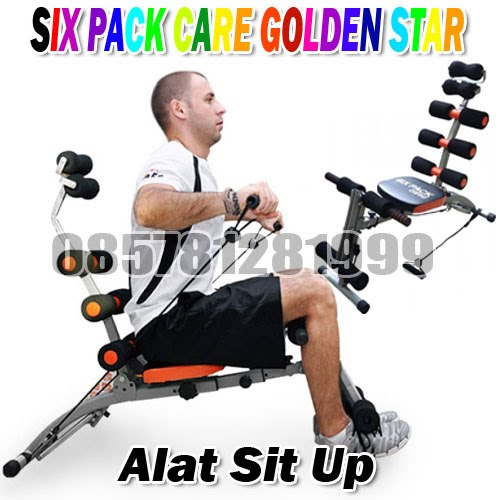 Six Pack Care Multi Function (Alat Sit Up)