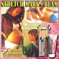 Body Stretch Mark (Cream Penghilang Stretch Mark)