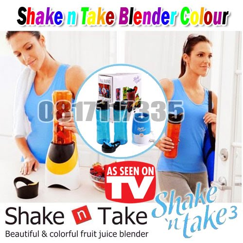 SHAKE N TAKE COLOUR