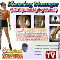 Slimming Massager (Alat Pijat Pelangsing Electric)