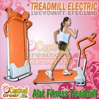 Treadmill Elektrik Excider Walking (Alat Fitness)