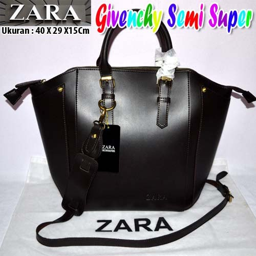 Tas Zara Givenchy Semi Super Coffee