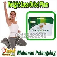 Weight Loss Dried Plum (Makanan Pelangsing)