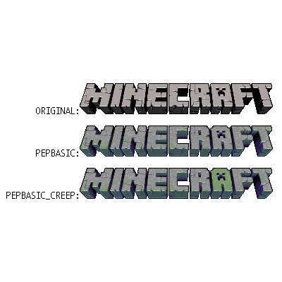 Customizing Your Minecraft Logo File Mclogo Png Pep S Minecraft Geographic