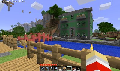 Home Server Images - Pep's Minecraft Geographic