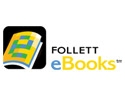 Follett e-book logo