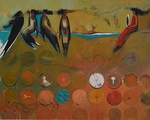 Oil painting of contemporary artist Petya Evtimova Ivanova, Master of Fine Arts. Маслена живопис на художничката Петя Евтимова - Иванова, магистър изящни изкуства.