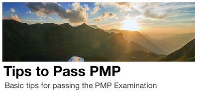 Tips to Pass PMP Exam