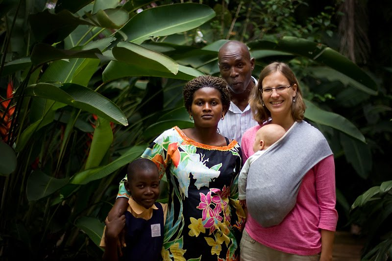 peter, helen, vivian, paige & odin phil philip bowen photo photographer uganda