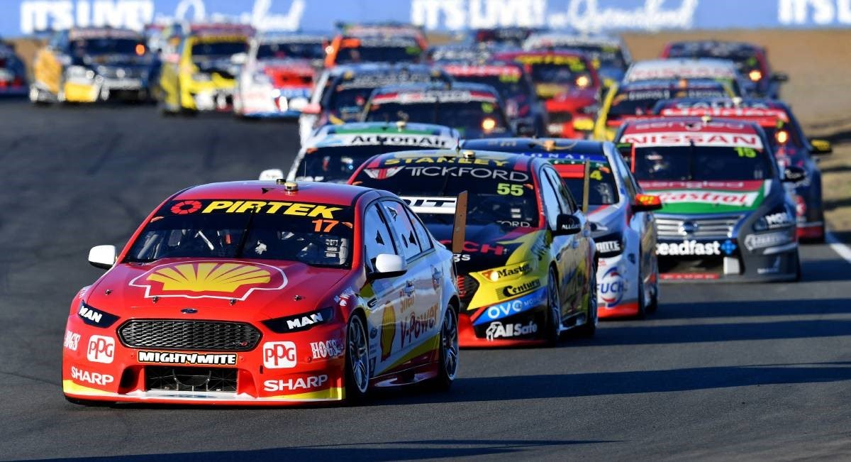 How to watch Supercars at the Australian Grand Prix: live ...