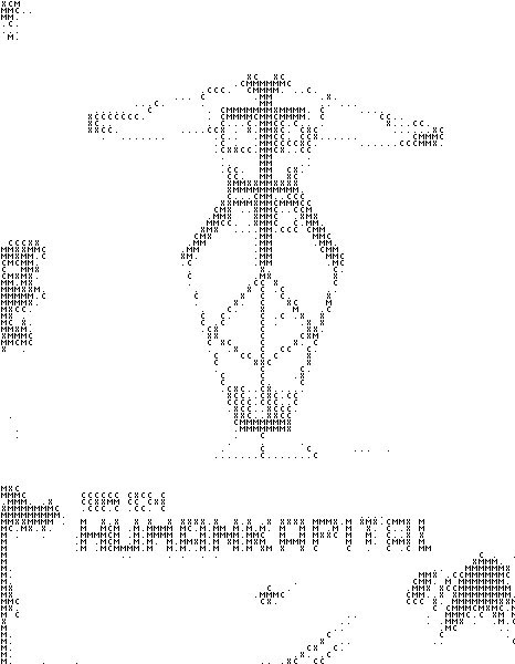 ASCII-art plug-in for Photoshop and GIMP.