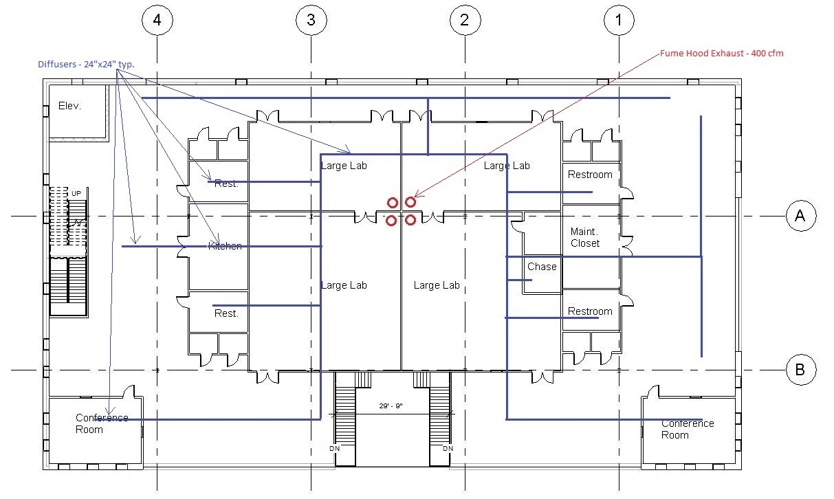 Hvac Single Line Diagram Photovoltaic Research Lab Program Drawing Pictures