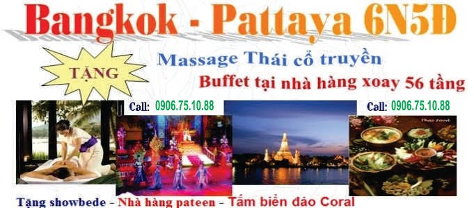 tour du lich thai lan gia re