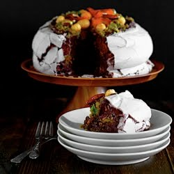 Incredible Nutty Chocolate Pavlova Life Is Great Funny Birthday Cards Online Unhofree Goldxyz