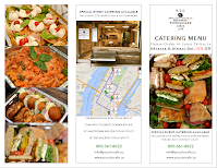 Catering Menu FRONT