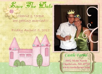 Check For Wedding Gift Payable To : PictureMagnets