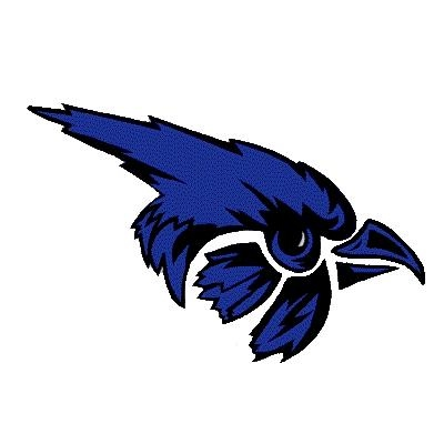 Pierce Bluejays logo