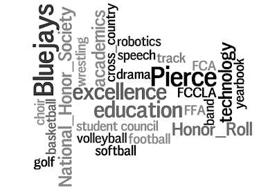 Pierce High Wordle