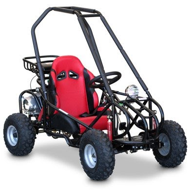 One seater dune buggy - Club wear