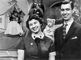 Josie Carey and Fred Rogers - The Children's Corner WQED