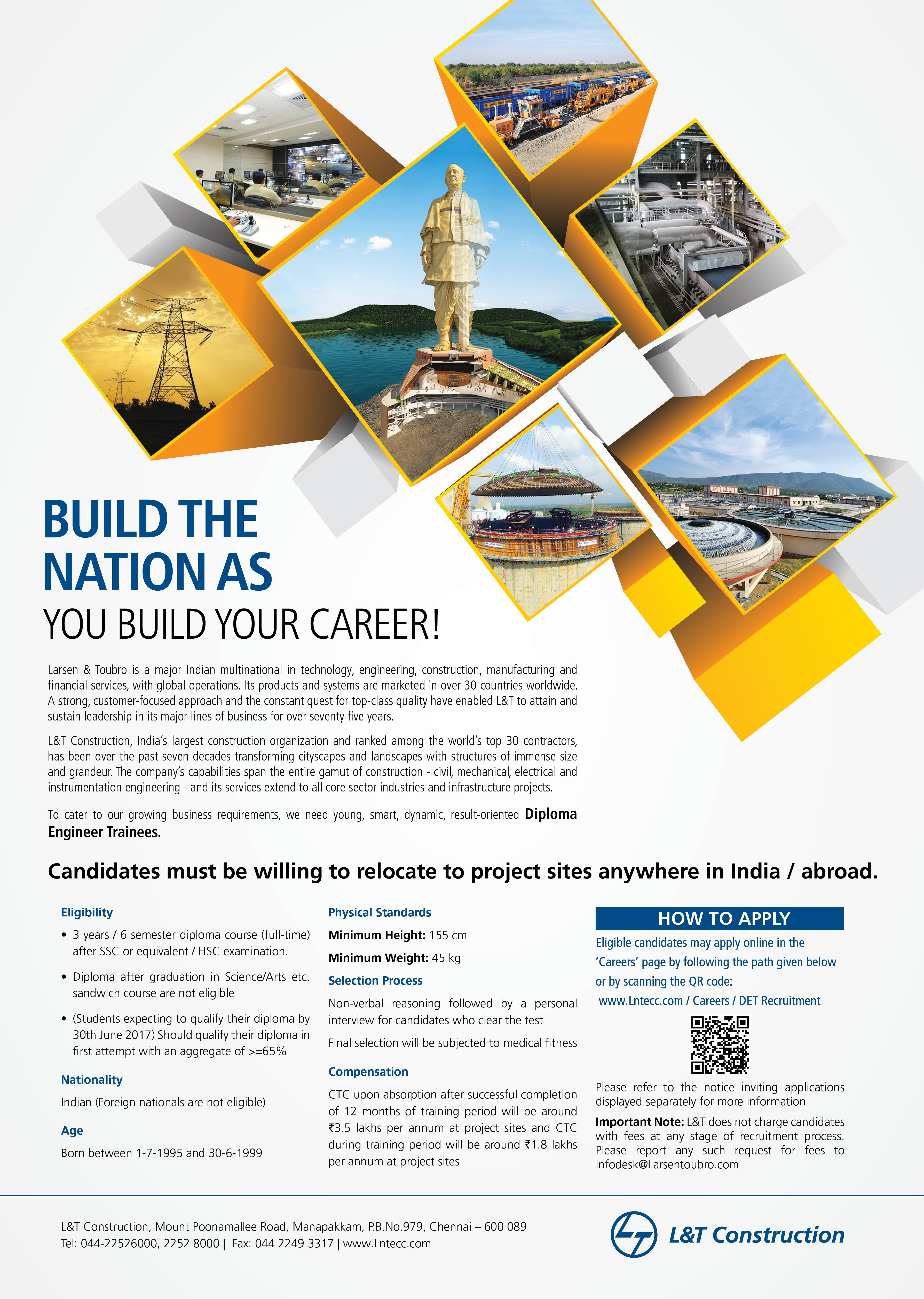 forthcoming interviews placement cwit jpg lnt ecc poster jpg
