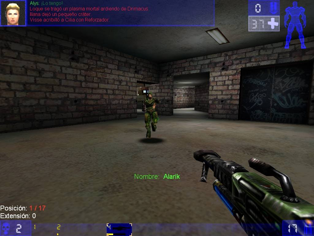 descargar unreal tournament portable mega, 4shared, supercomprimido